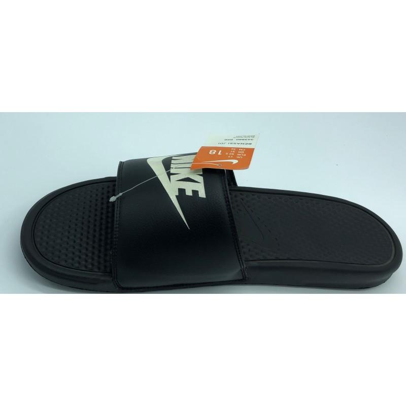 Nike Benassi Black 343880090